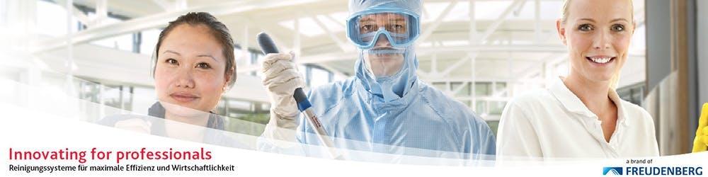 Innovating for professionals - Reinigungssysteme für maximale Effizienz und Wirtschaftlichkeit