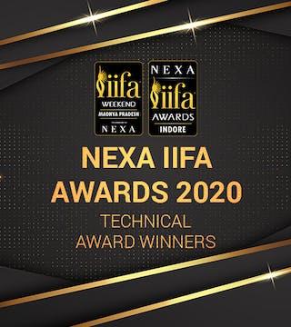 IIFA Technical Awards 2020: All the Winners!