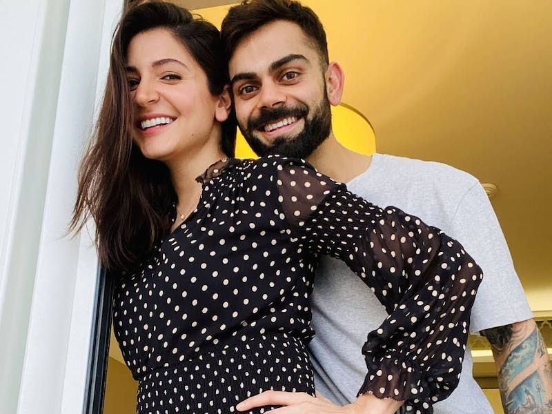 Virushka's bundle of joy has arrived! Here's how our celebs congratulated the happy couple!