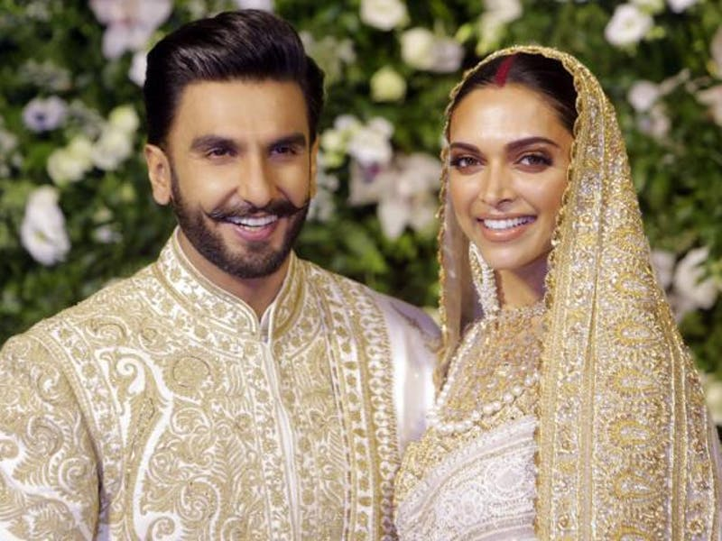 These Adorable Moments From DeepVeer Wedding Reception Will Make Your Heart Flutter