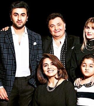 Rishi Kapoor & Neetu Singh's Love Saga