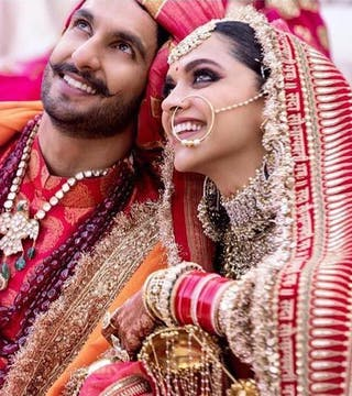 This Is How Everyone Showered Their Love And Affection For Ranveer & Deepika