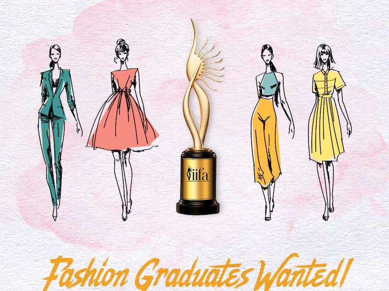 Fashion graduates wanted!