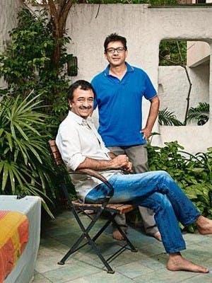 Abhijat Joshi & Rajkumar Hirani