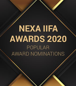 IIFA Awards 2020: Here are the nominations!