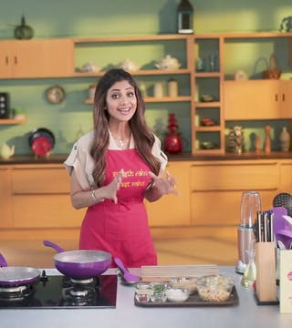 10 Simple & Healthy Cooking Recipes By Shilpa Shetty