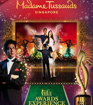 IIFA Gallery Madame Tussauds, Singapore