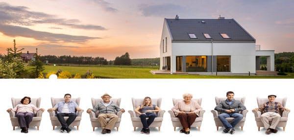 vendre un bien immobilier en indivision après une succession