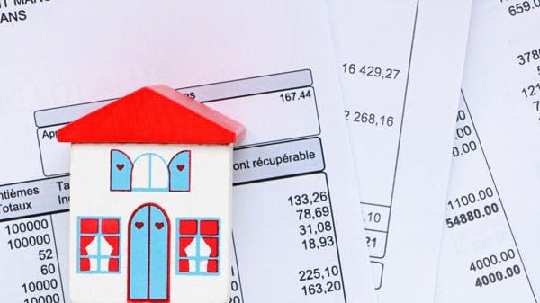charges de copropriété dans une vente de bien immobilier