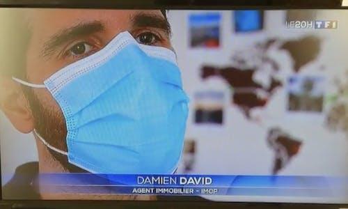 Damien David IMOP