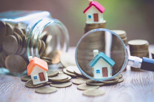 taux de crédit immobilier en 2021 par IMOP l'agence immobilière en ligne