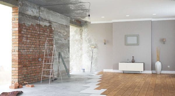 travaux de rénovation avant de vendre son logement