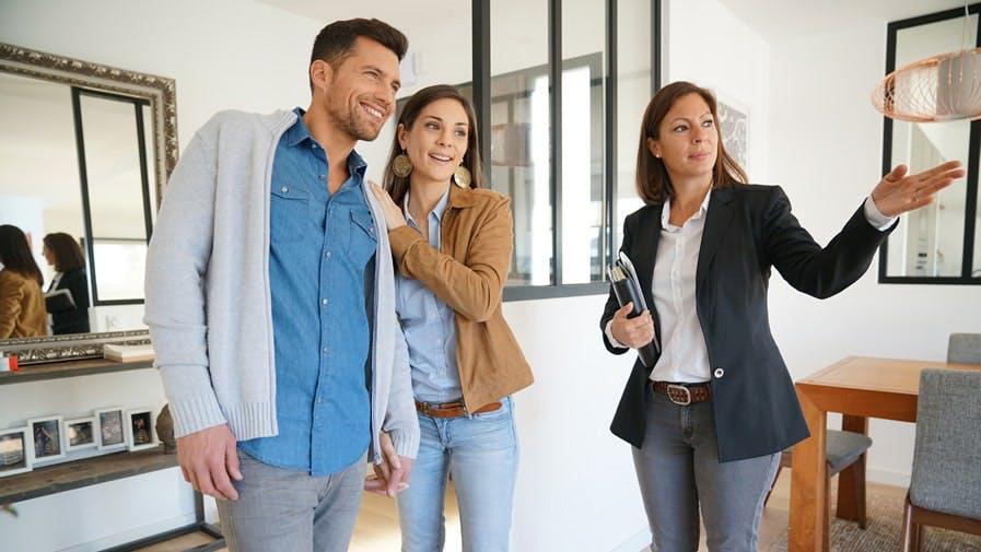 professionel de l'immobilier