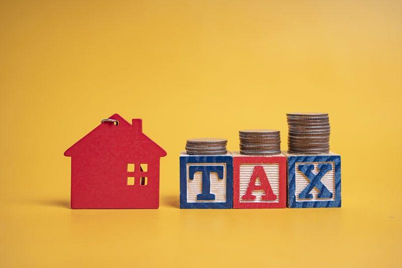 Fiscalité des plus-values immobilieres