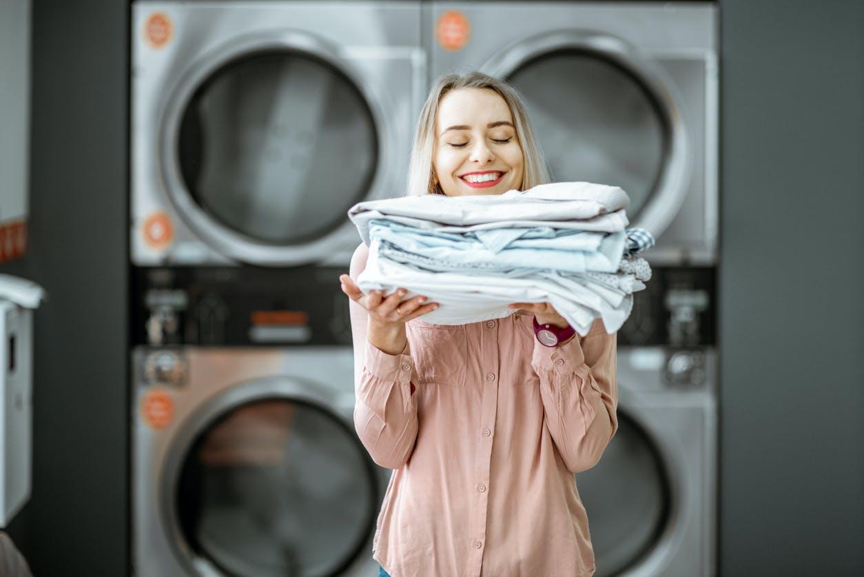 Lavandaria: truques para uma lavagem da roupa eficiente