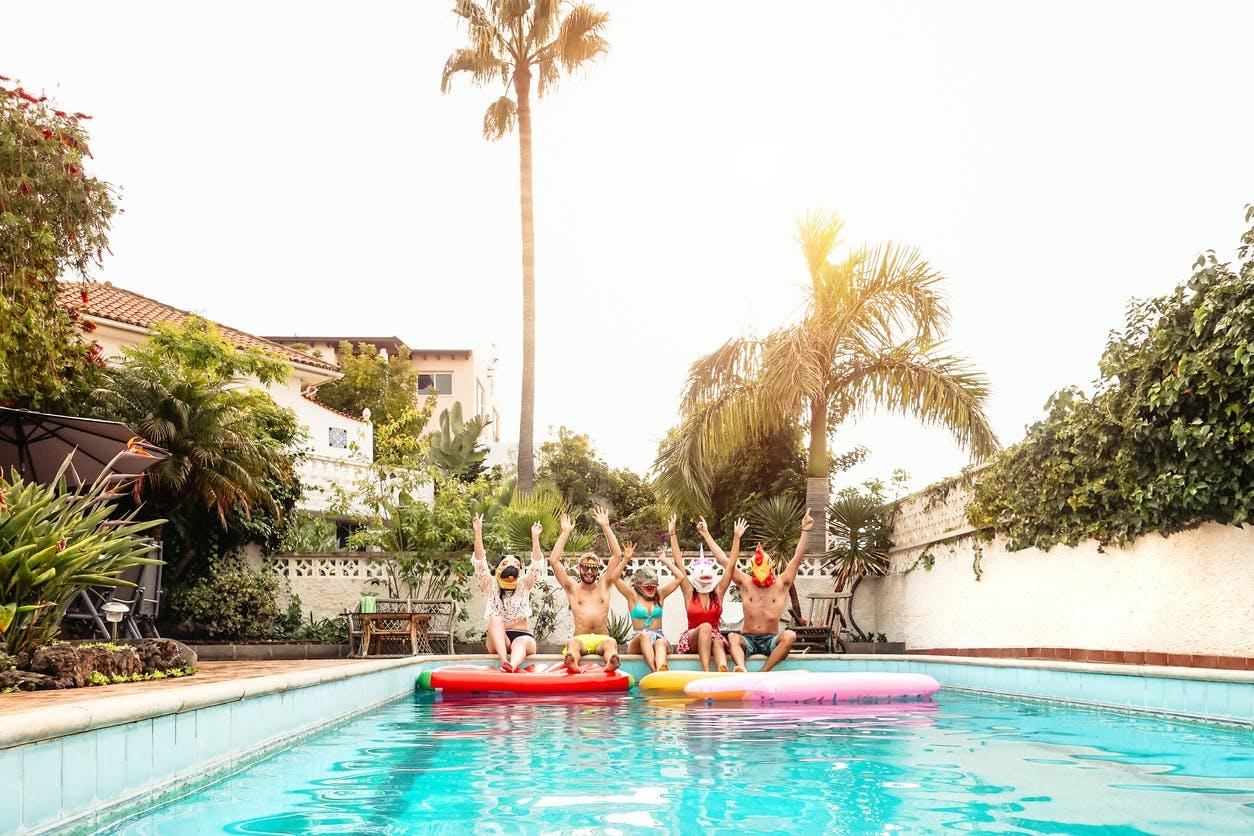 Casas de férias para este Verão