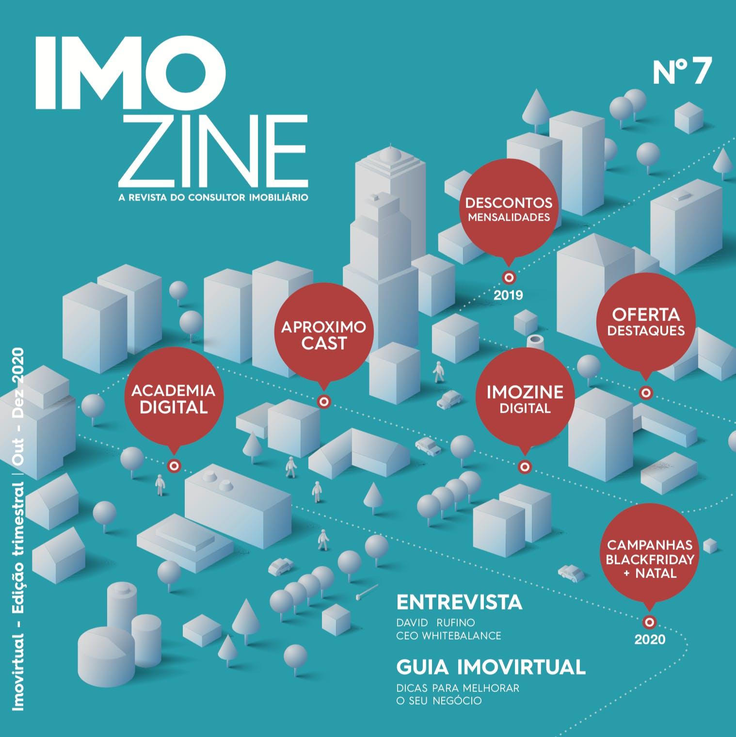 IMOZINE: A Revista do Consultor Imobiliário | Versão digital