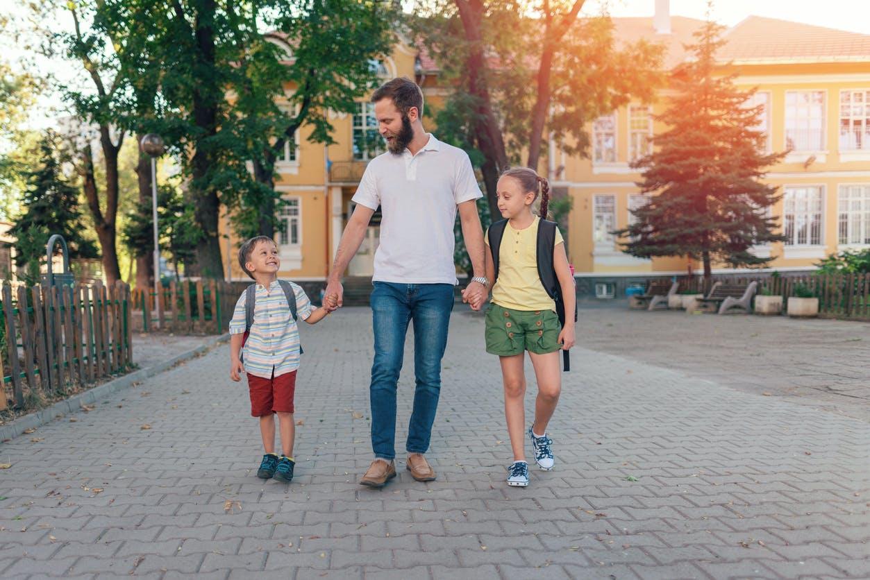 Crianças: como preparar o regresso às aulas