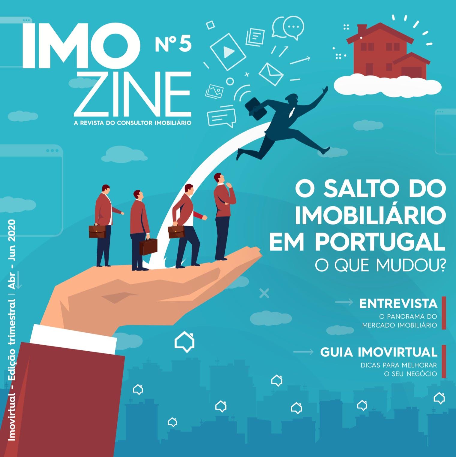 IMOZINE: A Revista do Consultor Imobiliário em versão digital!