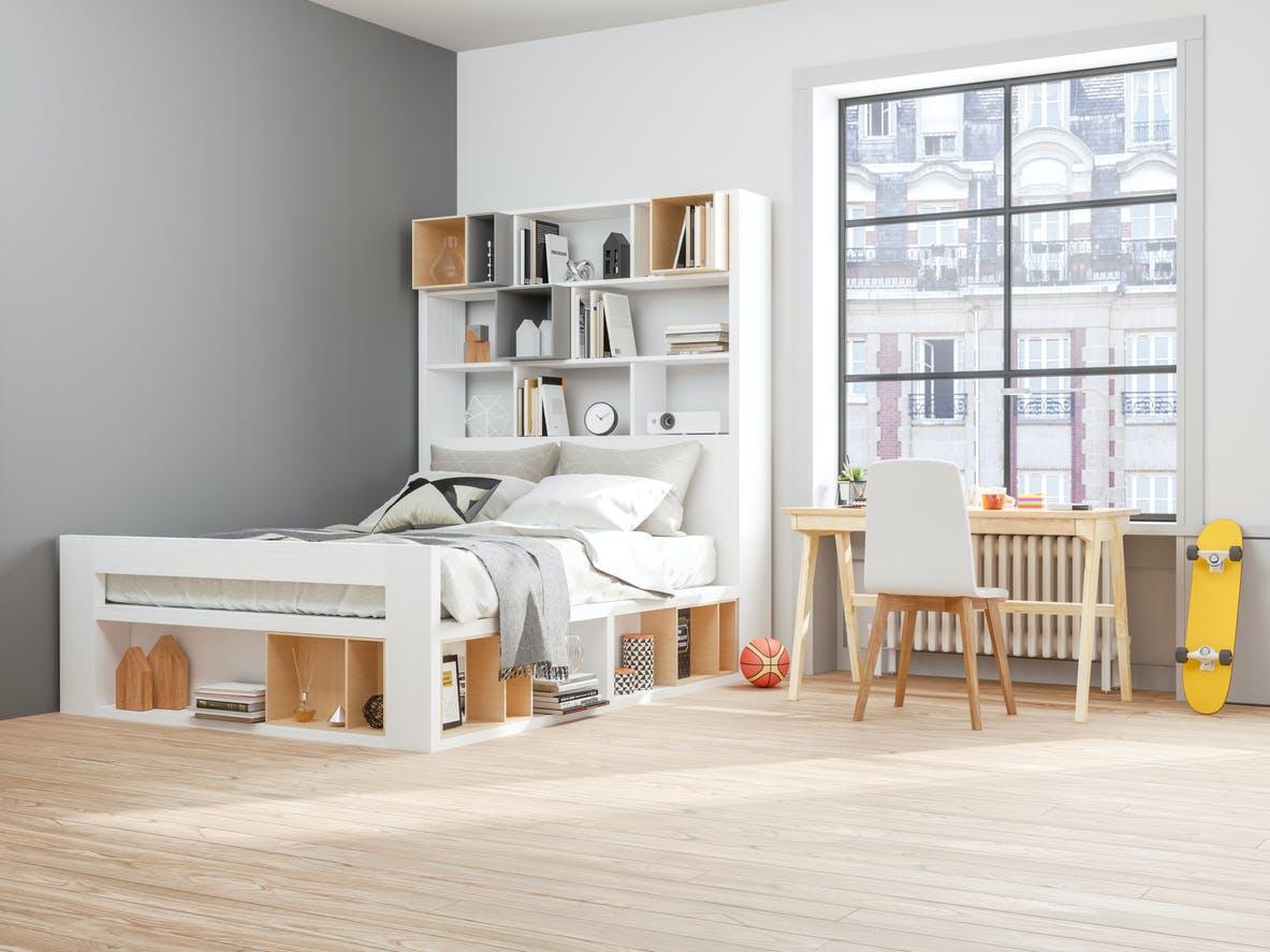 10 dicas para decoração de quarto pequeno e com estilo