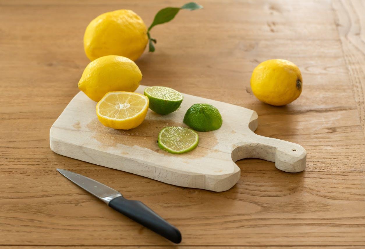 Cozinha: como cuidar de tábuas de madeira