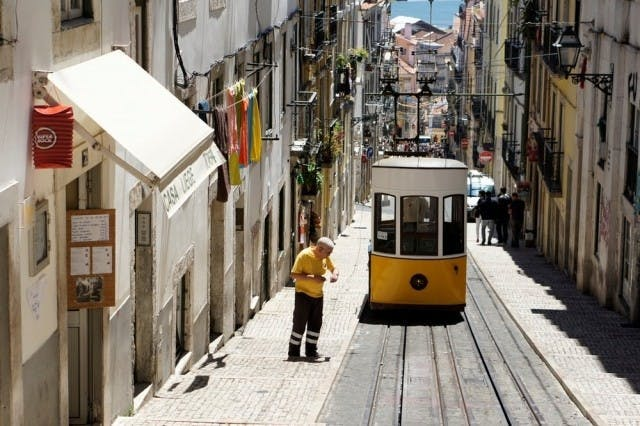 Lisboa: Arroios