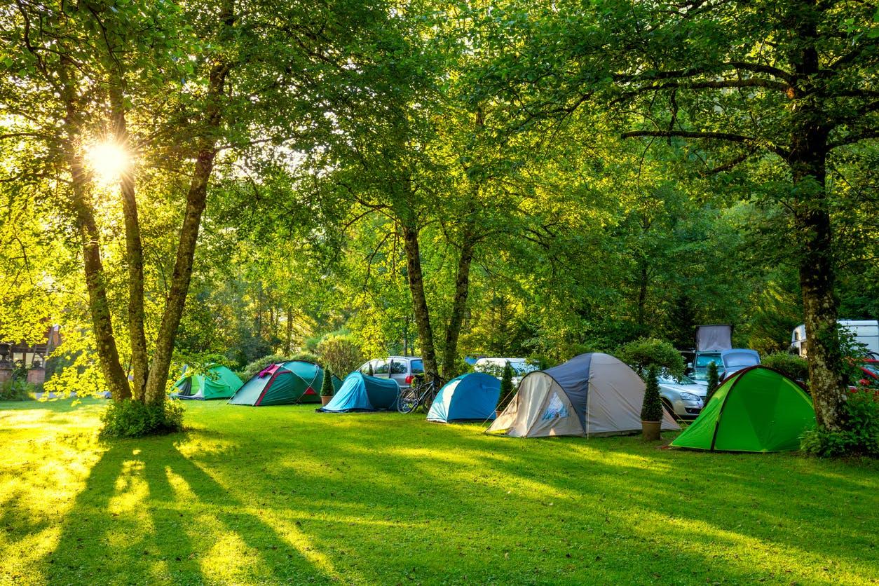 Os 5 parques de campismo a Norte para as suas férias