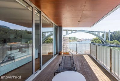apartamento t5 porto vista rio douro