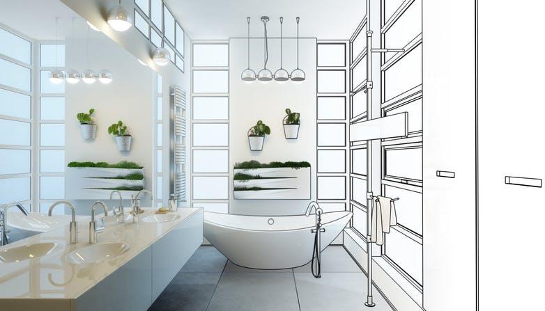 O design das casas de banho nos últimos 500 anos