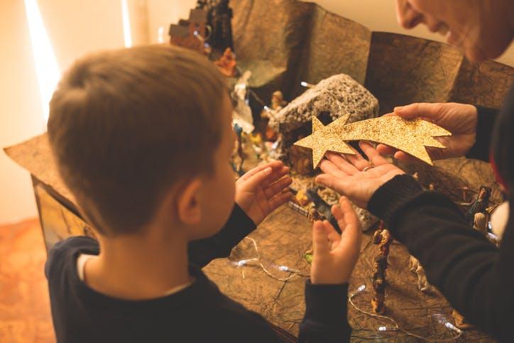 5 ideias para fazer o seu presépio de Natal em casa