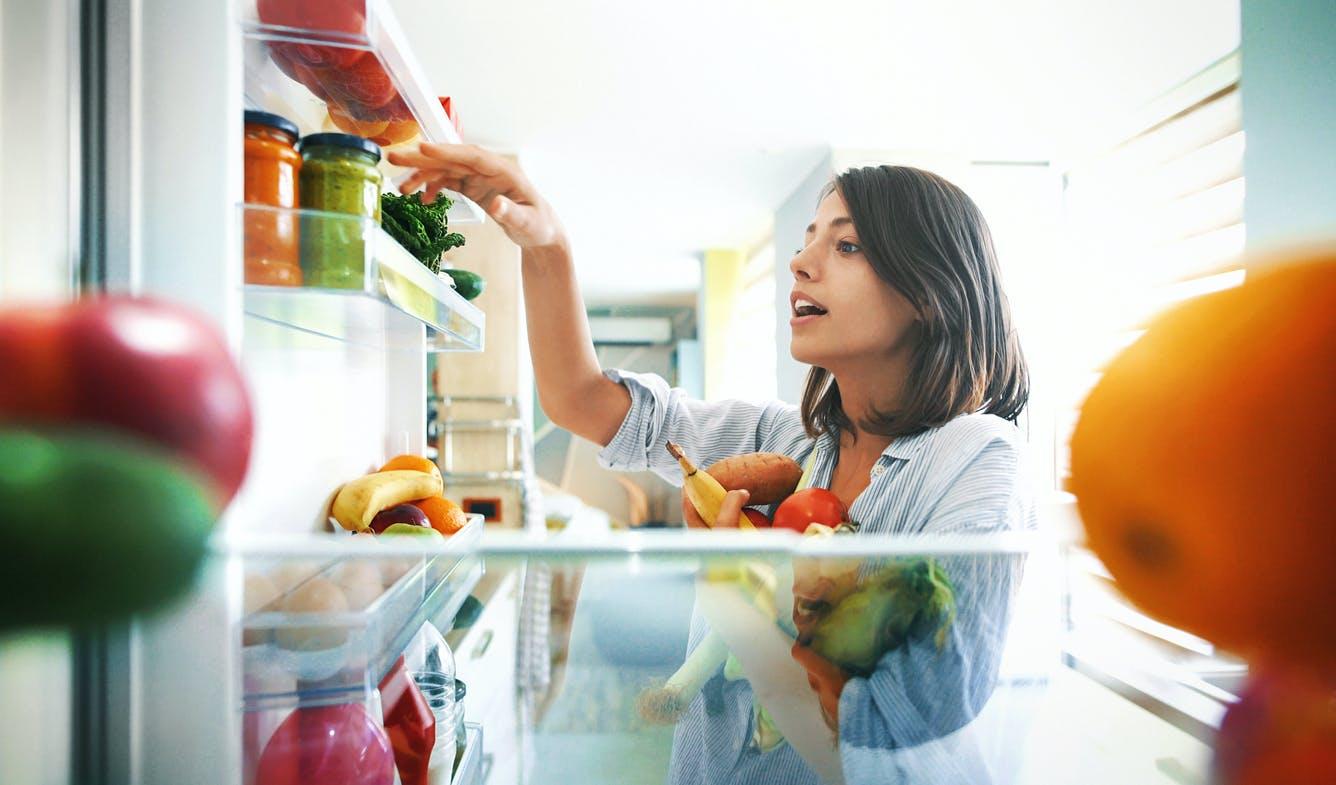 Como organizar o frigorífico e congelador