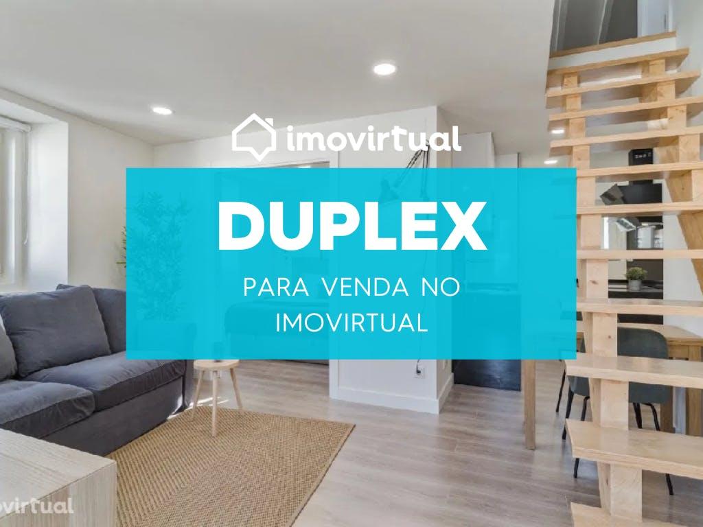 Um duplex para toda a família
