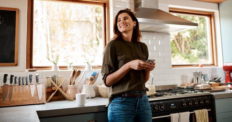 Organize a sua casa: cozinha