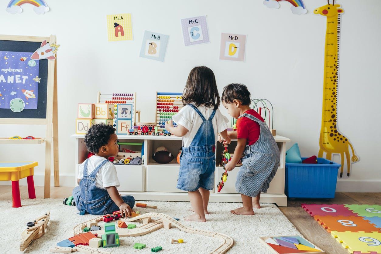 Como decorar um quarto de crianças