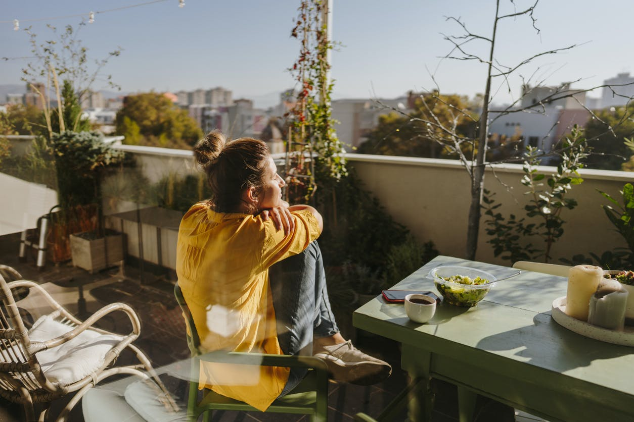 Crie zonas na sua casa para relaxar
