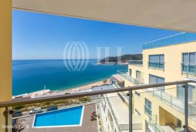 apartamento t2 sesimbra vista mar