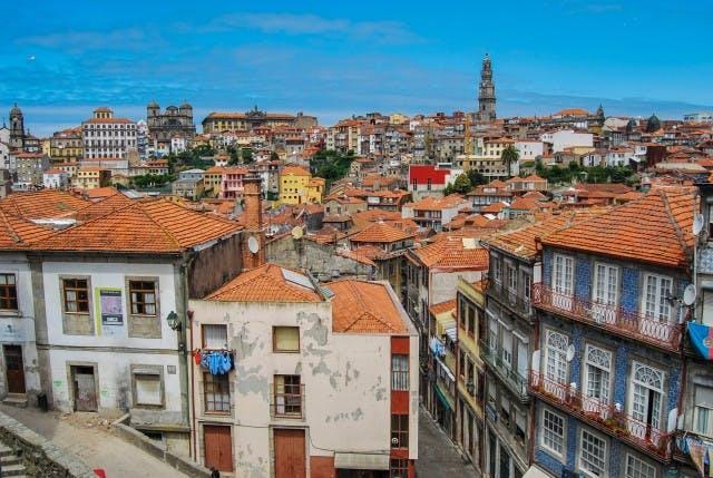 Porto: Aldoar, Foz do Douro e Nevogilde