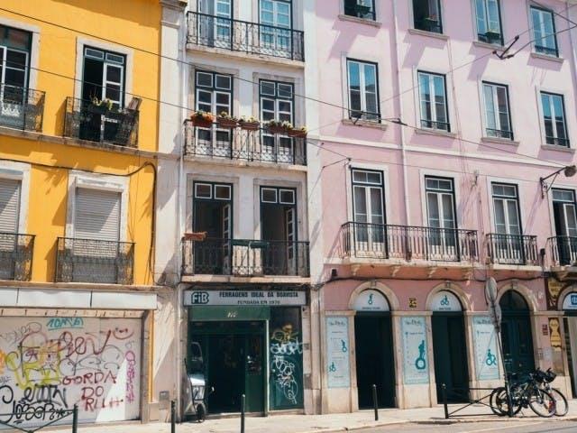 Lisboa: Alcântara
