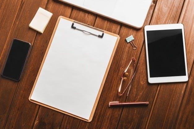 Prepare uma checklist de informações sobre o seu imóvel