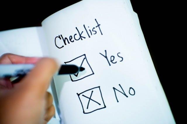 Visitar imóveis: checklist de verificação