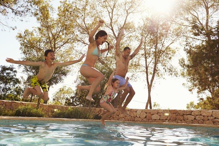 Casas de férias com piscina para alugar