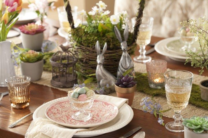 5 sugestões para um almoço de Páscoa de encher o olho