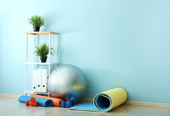 equipamentos para treinar em casa