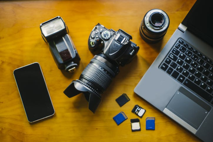 telemóvel cartão de memória câmara fotográfica
