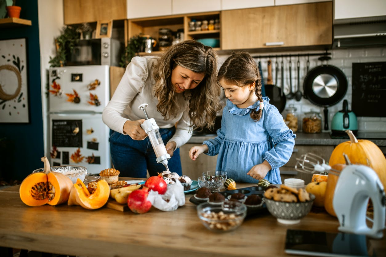 Receitas outonais para fazer em família