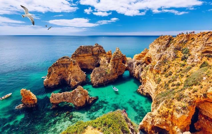 Os Cinco Melhores Locais Para Comprar ou Arrendar no Algarve