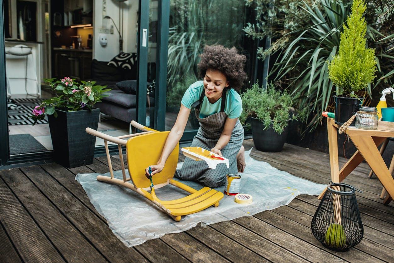 Upcycling: dê uma nova vida aos seus móveis