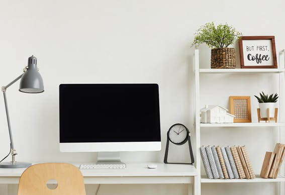 Como criar um escritório em casa eficiente