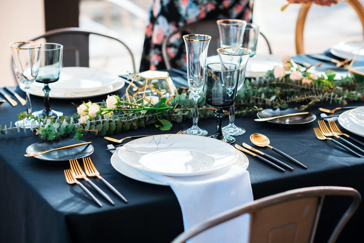 Sugestões para decorar a mesa de jantar ao estilo do verão