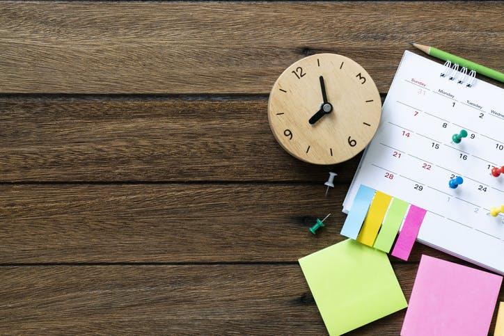gestão de tempo de trabalho